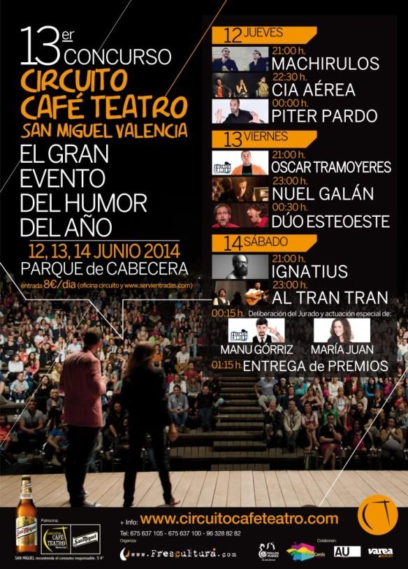 Cartel Concurso CT 2014-REDES COMPLETO